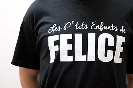 Les p'tits enfants de Felice merchandise for sale